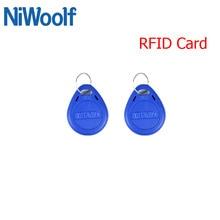 2 шт. RFID карта для нашей NiWoolf домашней безопасности Wifi/GSM сигнализация