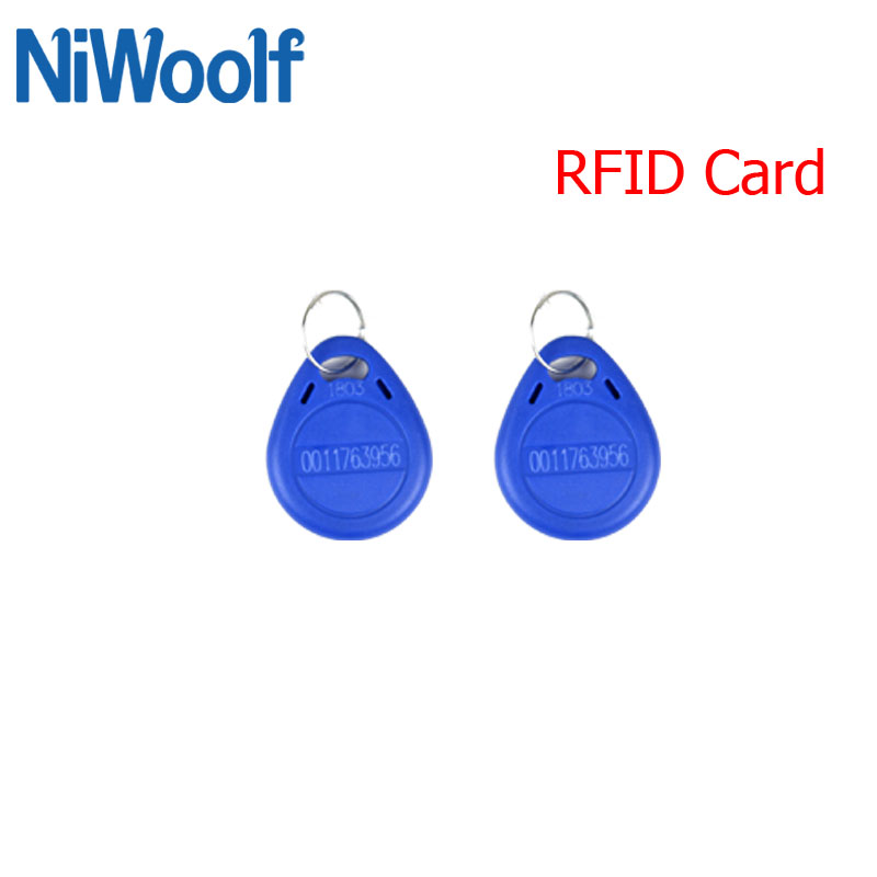 2 Pcs RFID Card For Our NiWoolf Home Security Wifi / GSM Alarm System