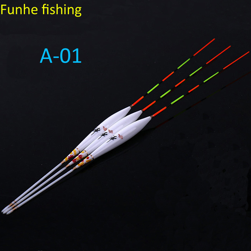 Crucian Preferred Fishing Floats River Deep Water Flotador Pesca Flat Tail Composite Nano Bobber Fishing Accessories Tackles