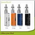 50 W Ecig Vaping Mod 2200 mah LSbox 50 W 18650 Vape Mod Variável Watts 7-50 W SMOK Mod Vape para Subtanque Alienígena Topbox RTA Jomo-80