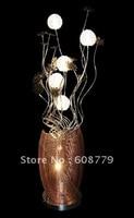 LRF025 Free Shipping Decorative Art Industrial Floor Lamp