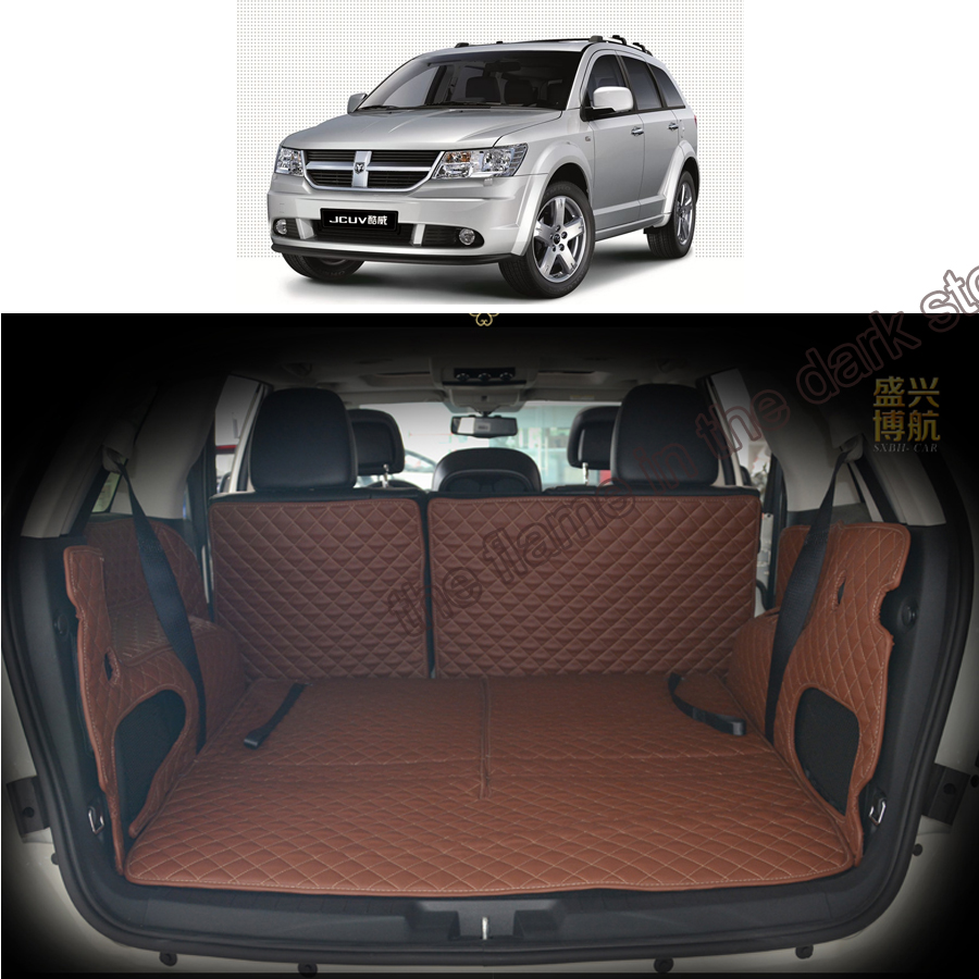 custom fit car trunk mat cargo mat for dodge journey Fiat Freemont 2009 2010 2011 2012 2013 2014 2015 2016 2008 2017 cargo liner car rear trunk security shield shade cargo cover for nissan qashqai 2008 2009 2010 2011 2012 2013 black beige