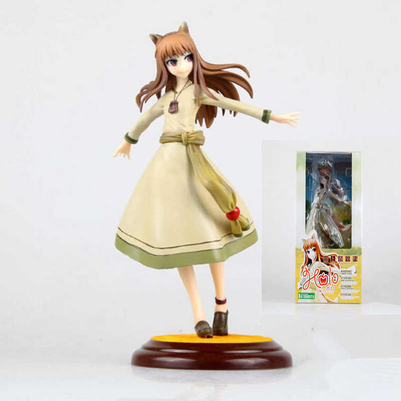 "Anime Kotobukiya Spice en Wolf Holo Vernieuwing 1/8 Schaal Boxed PVC Action Figure Collection Model Toy 8 ""20 CM Y6290"