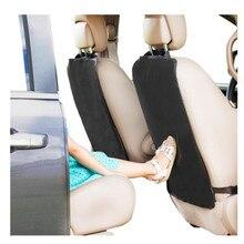 Универсальный Органайзер на заднюю часть сиденья автомобиля, сумка для хранения, защита от грязи, чехол для ребенка, коврик для ребенка