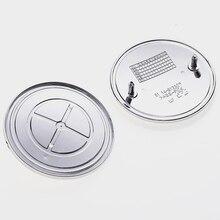 74 мм 82 мм автомобиль передний капот задний багажник автомобиля эмблемы крышка 2 шпильки пригодный для E46 E39 E38 e90 E60 Z3 Z4 X3 X5 X6 1 шт