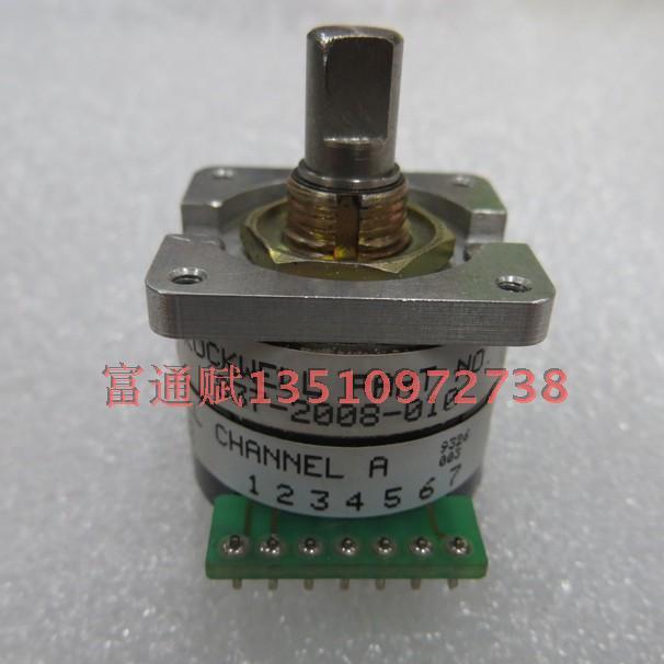 [VK] ORIGINALE encoder ottico interruttore 837-2008-010 7 piedi 45 bit[VK] ORIGINALE encoder ottico interruttore 837-2008-010 7 piedi 45 bit