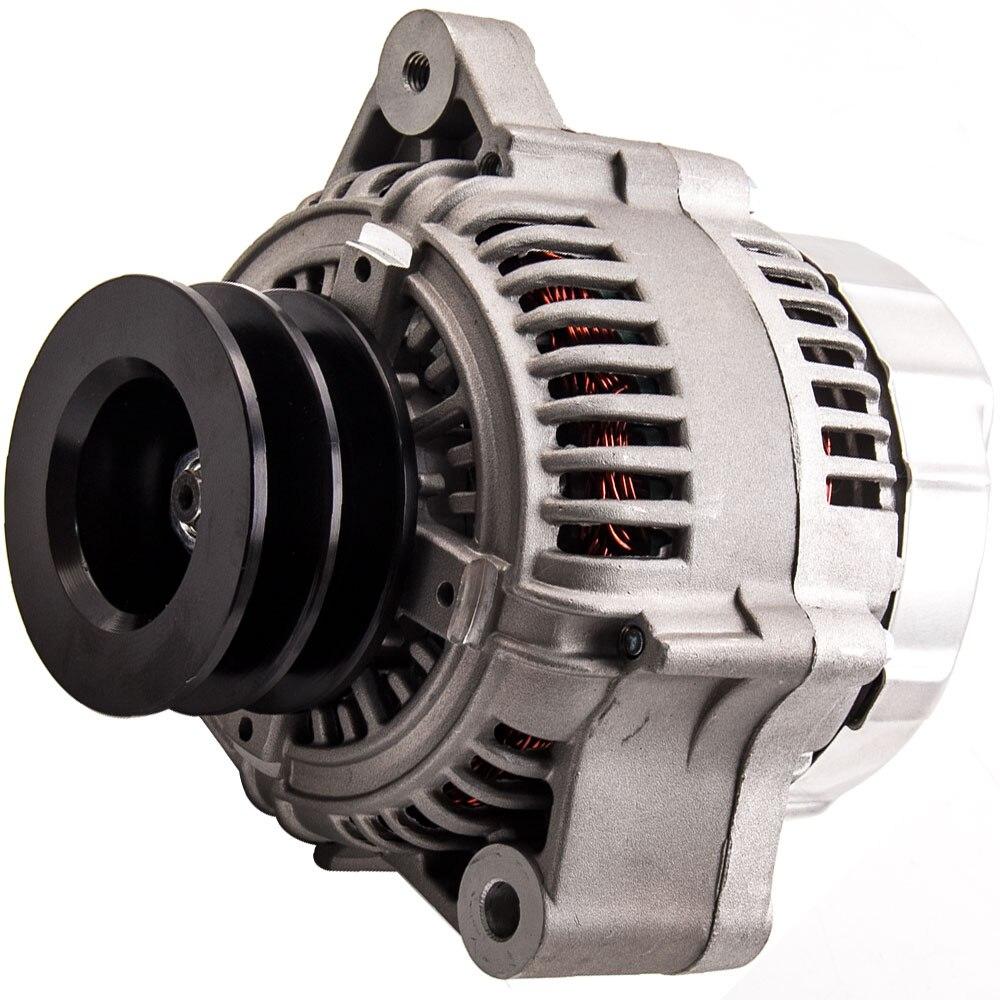 110A Alternator fits Toyota Landcruiser HZJ80 HZJ105 HZJ75 78 79 1HZ 4.2L Diesel HDJ100R HDJ80R 2706017180 27060 17181