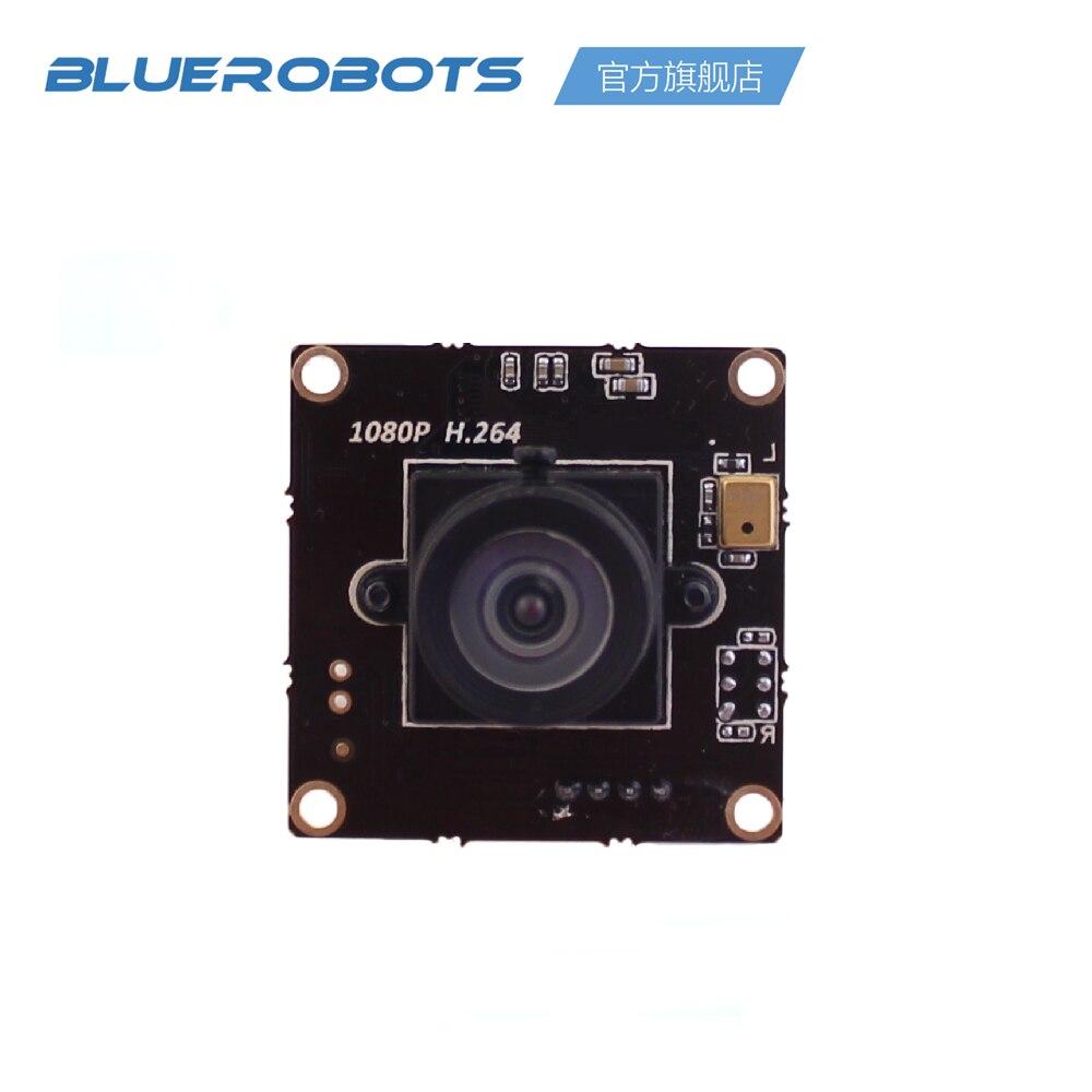 Подводный автомобиль ROV низкой освещенности камера высокой четкости USB камера IMX322 1080 P BlueROV