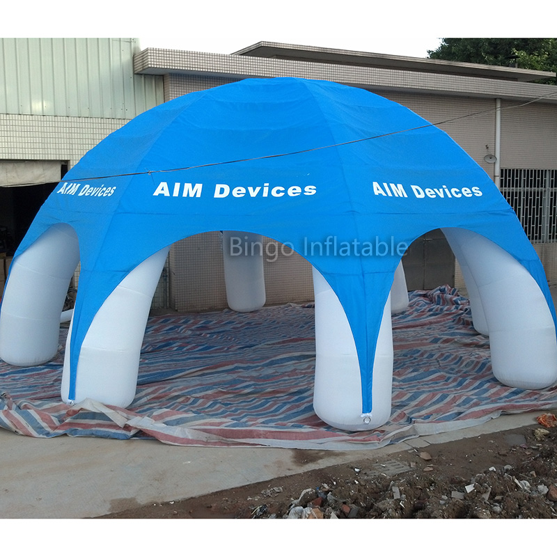8*8*4m Giant Graden Inflatable Igloo Tent Pop Up Canvas Dome Tents with 8 Legs inflatable dream tent for sale-in Inflatable Bouncers from Toys u0026 Hobbies ...  sc 1 st  AliExpress.com & 8*8*4m Giant Graden Inflatable Igloo Tent Pop Up Canvas Dome ...