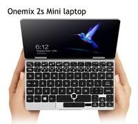 Onemix 2 s мини ноутбук 7 ноутбук 8 ГБ/256 ГБ Windows 10 Бизнес Офис рукописный карманный компьютер с 4 бесплатным подарком