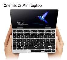 Onemix 2 s мини ноутбук 7 «ноутбук 8 ГБ/256 ГБ Windows 10 Бизнес Офис рукописный карманный компьютер с 4 бесплатным подарком