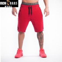 2018 Quality Men Golds Brand Fitness Shorts Mens Professional  Short Pants Gasp Big Size