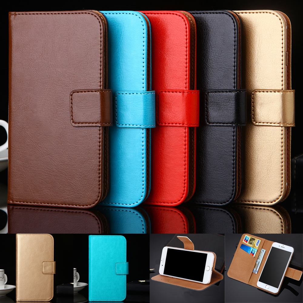 AiLiShi Case For FinePower C1 C4 C6 FinePower D2 Luxury Leather Case Flip Cover Phone Bag Wallet Holder In Stock With Card Slot