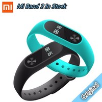 Xiaomi Mi Band 2 Miband 2 Smart Wristband Heart Rate Monitor FitnessTracker Xiaomi Bracelet Smartband For