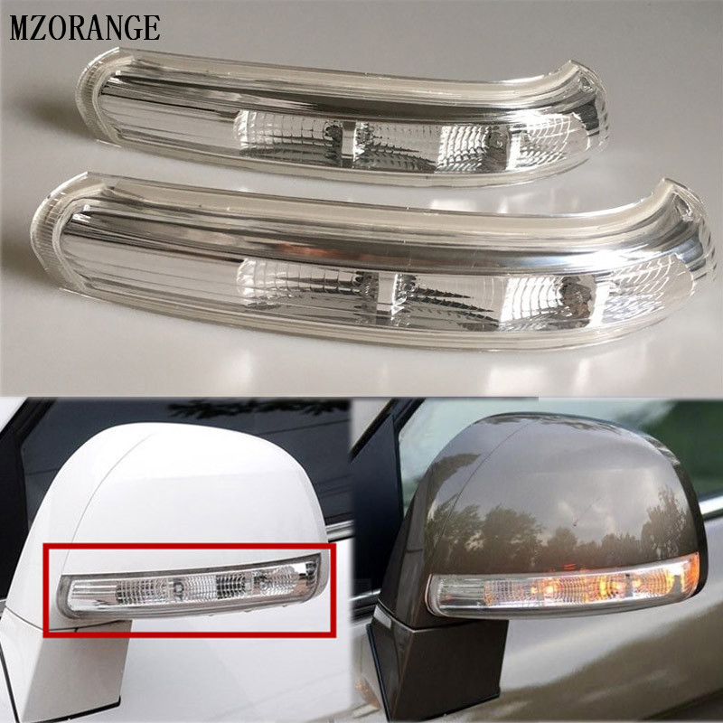 Car Rear View Mirror Turn Signal Light Side Mirror LED Lamp for Chevrolet Captiva 2007-2011 2012 2013 2014 2015 2016 Wholesale