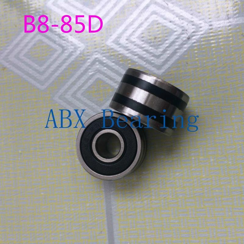 ABXG B8-85D B8-23D 608-2RS 608RS 608 high quality Auto bearing 8*23*14 mm Automotive alternator bearings 8x23x14 free shipping 1pcs dac3055w dac30550032 30x55x32 305532 high quality bearing auto bearings hub car bearing