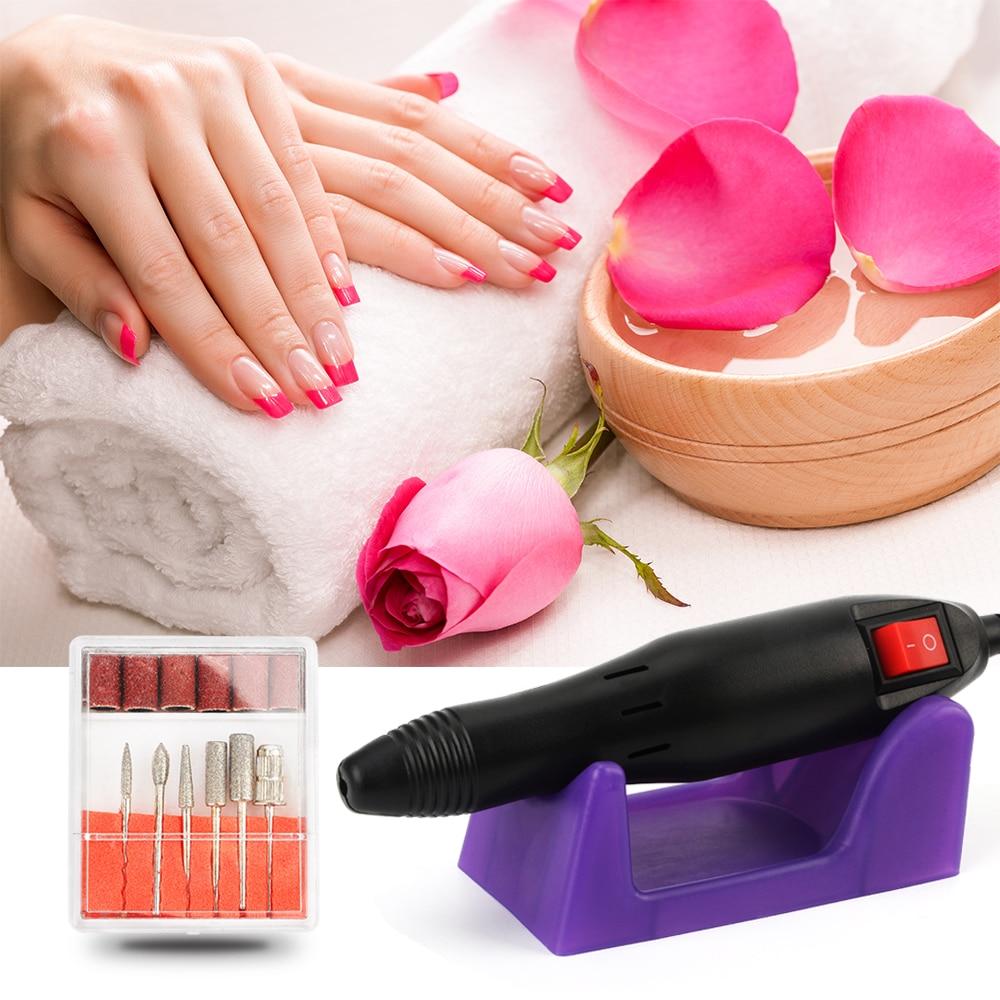 Aliexpress Buy 20000rpm Electric Nail Art Drill Machine
