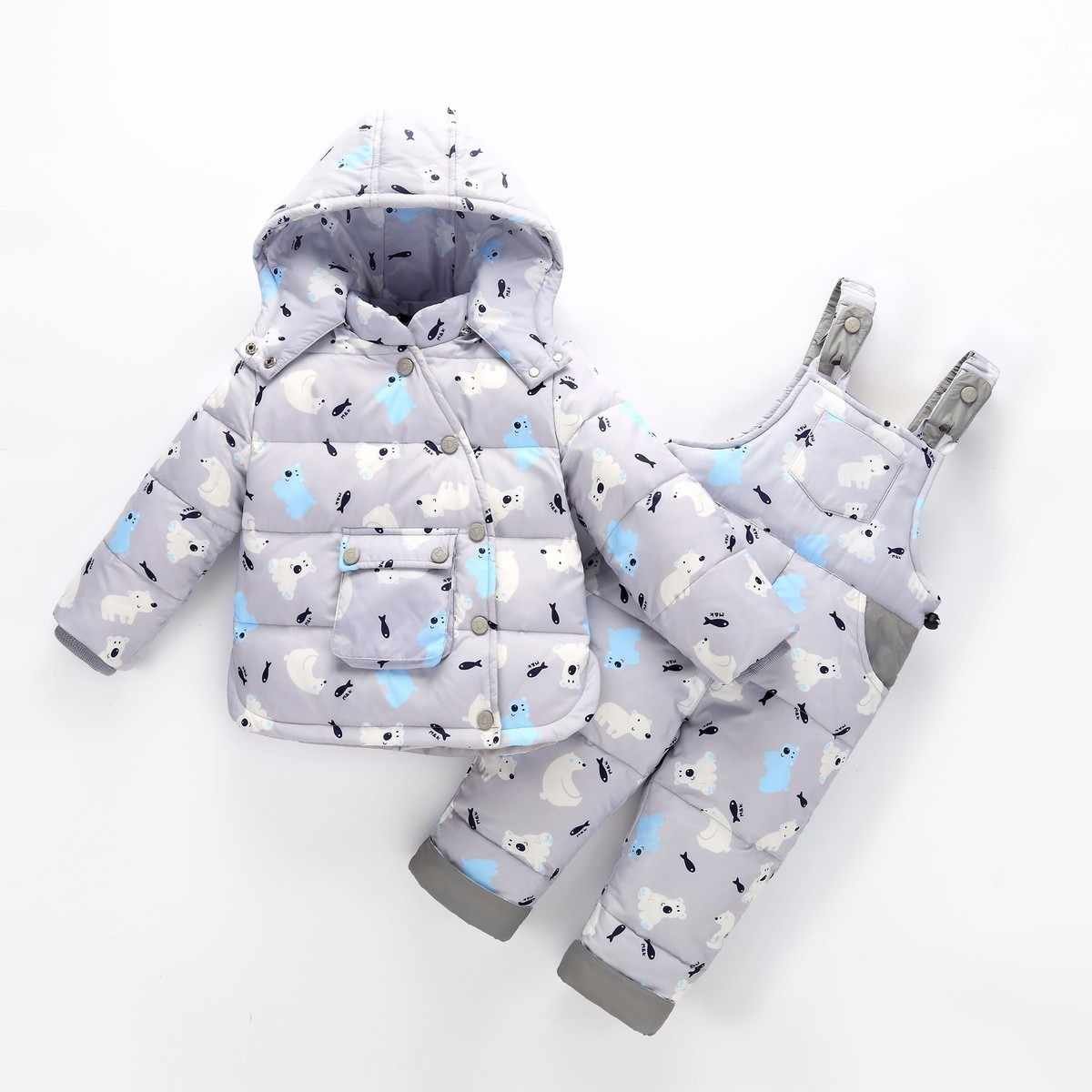 254b44f6b Detail Feedback Questions about 2018 winter children clothing sets ...