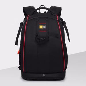 Image 2 - wholesale free shipping  NOVAGEAR 80404 big one Professional digital camera bag slr anti theft  camera backpack fashion