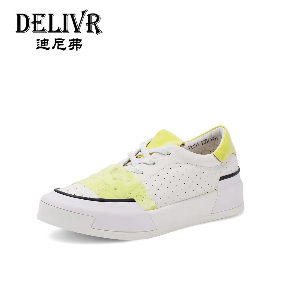 Delivr Fashion Casual Flats Ladies Sneakers Shoes Womens Vulcanized Shoes Leather 2019 Lace Up Zapatillas Mujer Casual BasicDelivr Fashion Casual Flats Ladies Sneakers Shoes Womens Vulcanized Shoes Leather 2019 Lace Up Zapatillas Mujer Casual Basic