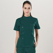 30e45145c00 Women and Men Medical Wear Summer Doctor Sets Scrub Nurse Uniforms Hospital  Clothing Lab Workwear Top and Pant Cheap Suits