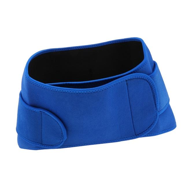 Adjustable Waist Support Brace Trimmer Belt Protector Abdomen Tummy Shaper Trainer Band Wrapper for Gym Sports