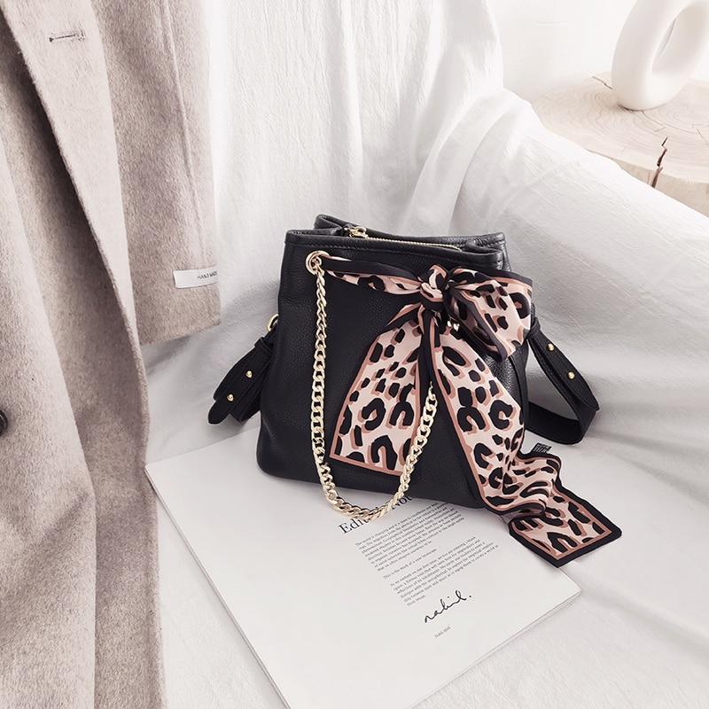 Designer Haute Ruban Sac À Seau De Sling Souple 2019 Messenger Black Sacs Yanbin Bandoulière Nouveau Zipper Femmes Femelle En Cuir capacité wBATfAHgq