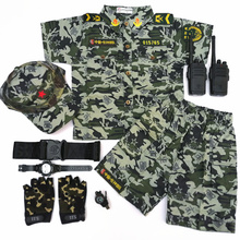 chinese military uniform costume for children military clothing special force military uniform suit military battle suit