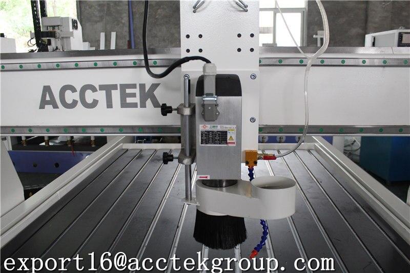 Venta caliente de equipos pequeños con grabador de enrutador cnc de - Maquinaría para carpintería - foto 2