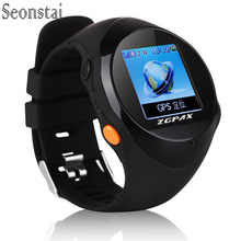 ZGPAX S88 Anti Lost GPS Tracker Smart Watch for Kid Order SOS Emergency GSM for Android
