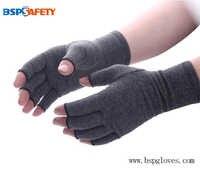 Gants arthrite Original avec fond de teint arthrite facilité d'utilisation joint, 2 paires gant de Compression