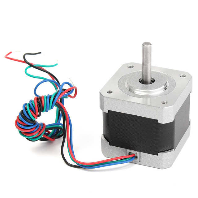 17 Stepper Motor As Well Nema 17 Stepper Motor Wire Along With Nema on