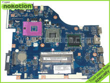 Laptop Motherboard for ACER 5736 5736z series MBRDD02001 PEW72 LA-6631P Mainboard INTEL GM45 GMA 4500M DDR3 free Shipping