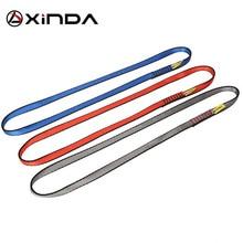 XINDA Professional Outdoor Rock Climbing Equipment Nylon Sling Belt Protective Supplies High Strength Wearable Belts