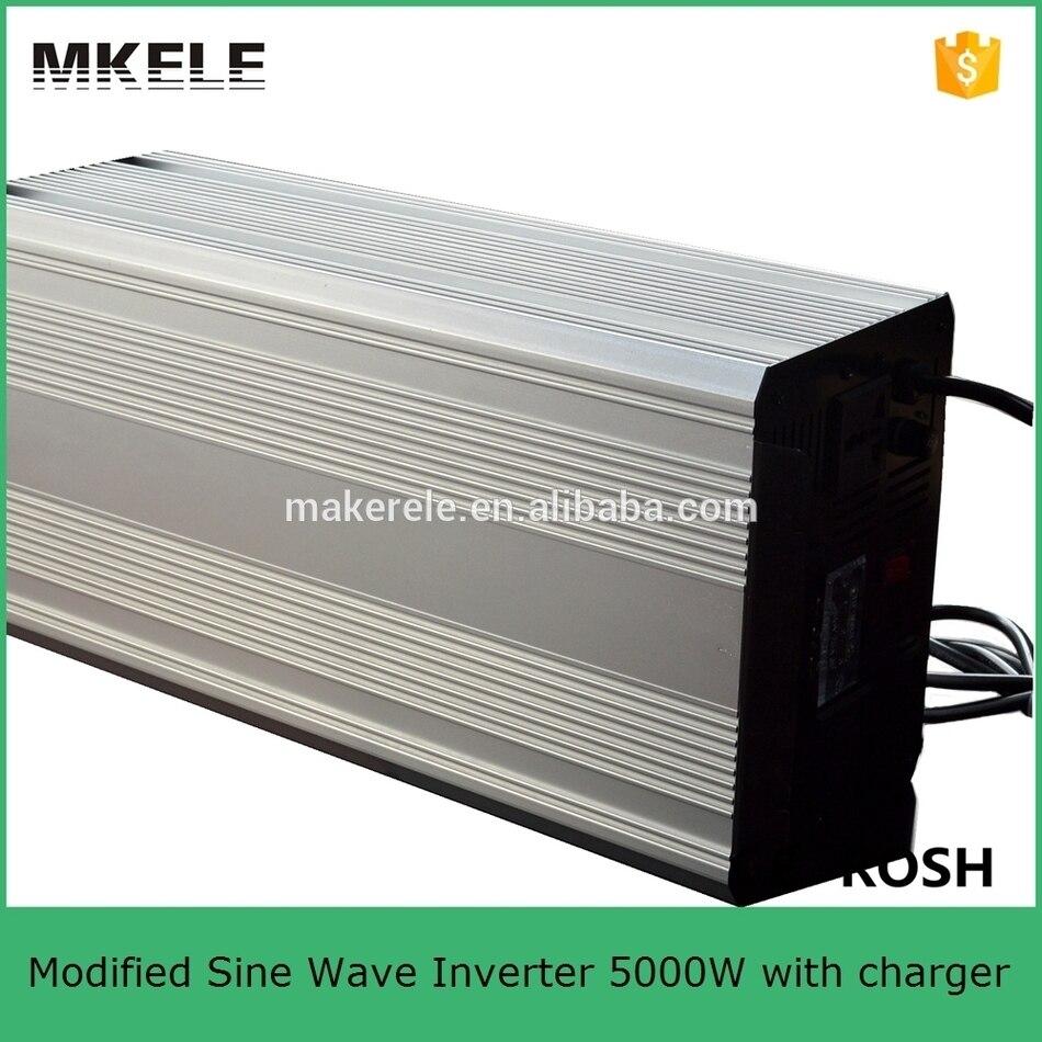 Convertisseur de puissance de la puissance élevée 4kw de MKM4000-482G-C pour la voiture, inverseur de puissance monophasé de 48 v 220/230/240vac dans la voiture avec le chargeur de batterie