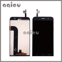 5 0 For Asus Zenfone Go 5 Lite ZB500KG LCD Digitize Touch Screen Assembly High Quality