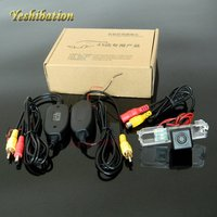 Yeshibation Wireless Backup Parking Camera For SEAT Cordoba 6K 6L 1999~2014 HD CCD Night Vision 170 Wide Angle Reverse Camera