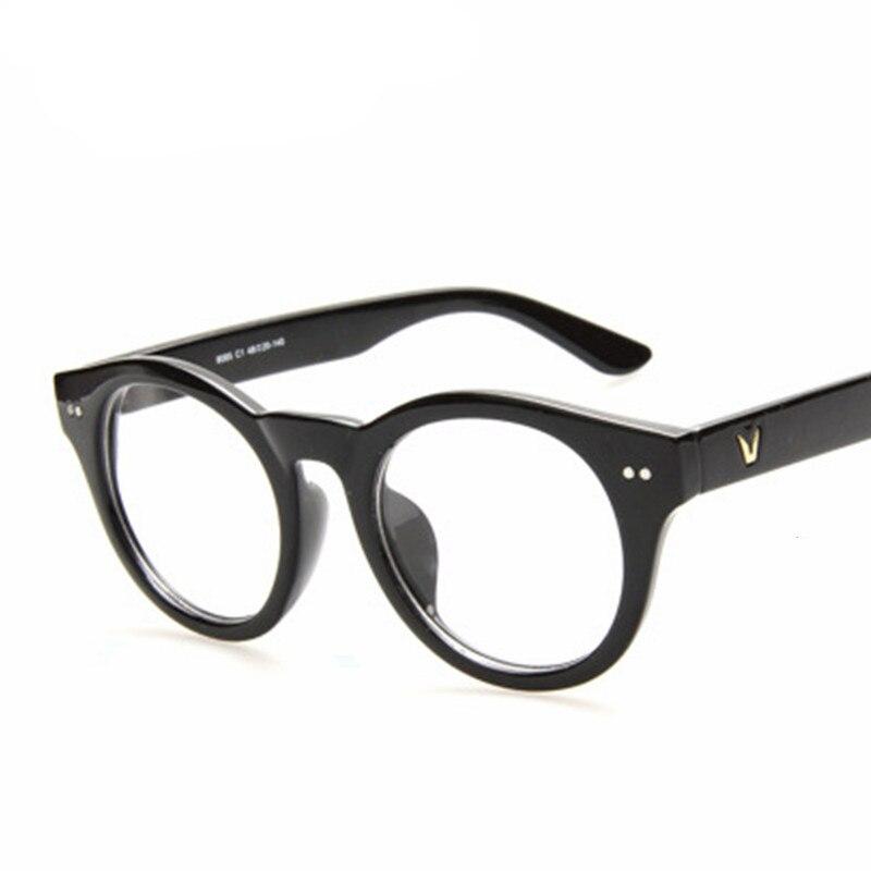 Hot Sale New 2017 fashion V eye glasses frames optical brand design ...
