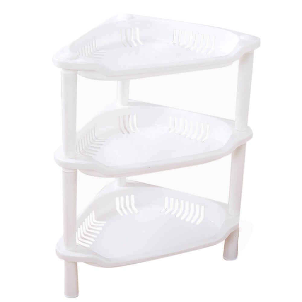 3 Tier Plastic Corner Organizer Bathroom Caddy Shower kitchen ...