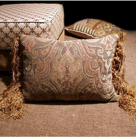 Clic And Elegant Cushion Cover Hot Luxury Tel Decorative Throw Pillows Car Covers 33 45cm