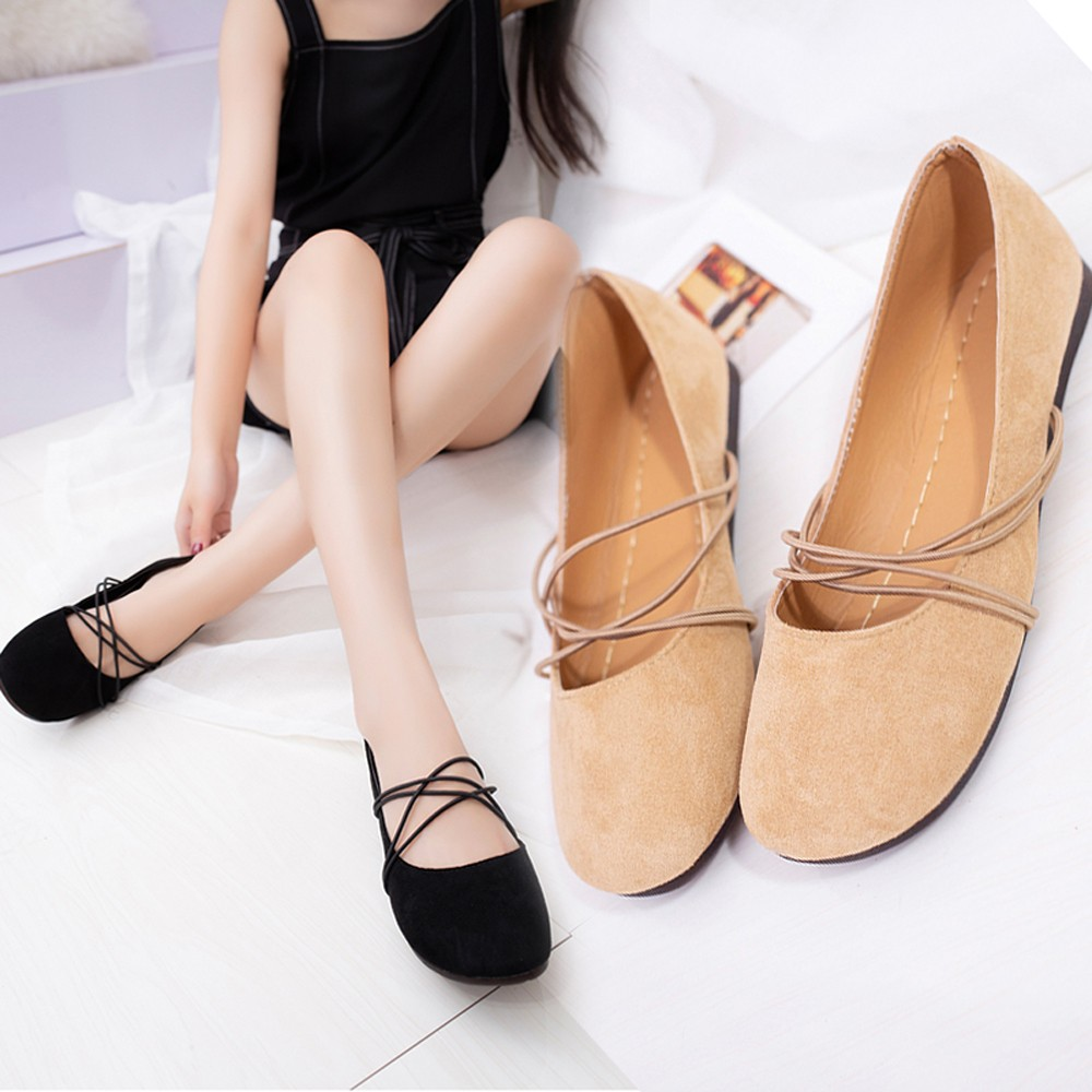Women Shallow Slip-on Flat Heel Shoes Round Toe Single Leisure Shoes Woman Loafers Slip-On Female Flats Moccasins Ladies Shoes summer women stretch slim pencil pants full length sexy ripped hole skinny high waist trousers plus size pantalon femme