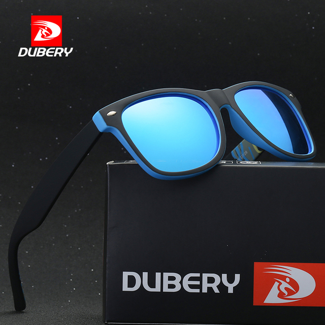 edb5750b22d DUBERY Polarized Sunglasses Men s Aviation Driving Shades Male Sun Glasses  For Men Retro Cool Luxury Brand Designer Oculos