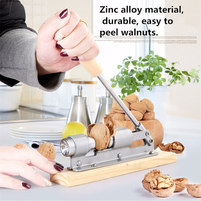 High quality mechanical sheller walnut nutcracker best kitchen tools