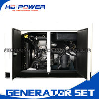 High Performance Silent 10kw Diesel Generator For Home Use