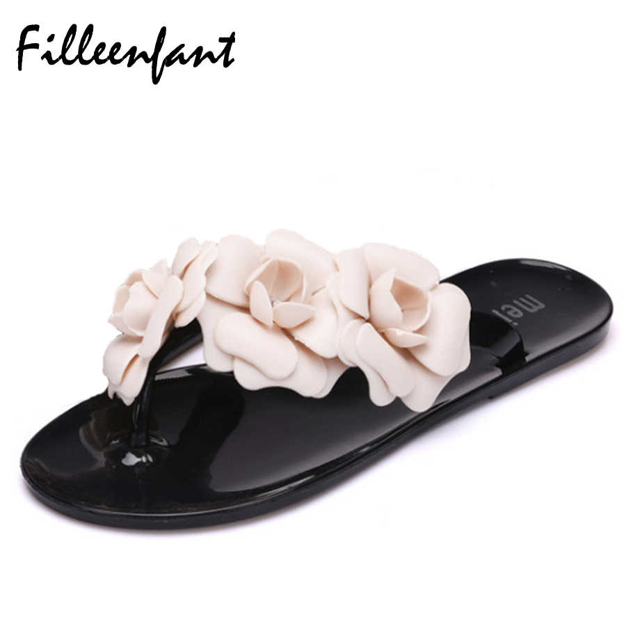 098e21f4d717 Sweet-Girls-Camellia-Flower-Flip-Flops-Women-Beach-Sandals-Summer-Slippers- Shoes-Flat-With-Flores-Jelly.jpg q50.jpg