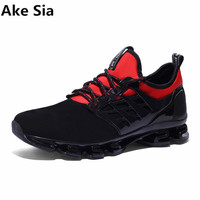 Ake Sia 2017 Fashion Blade Leather Men Shoes High Quality Men Casual Shoes Brand Shoes Men