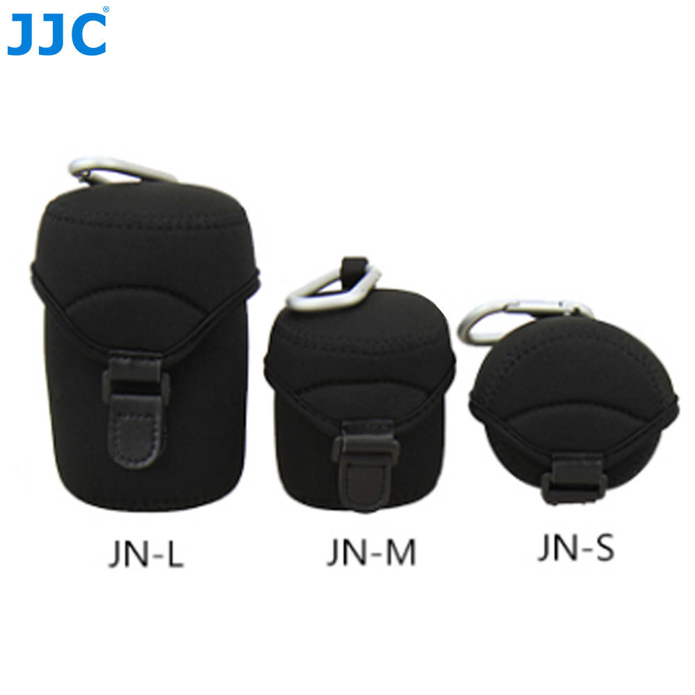 5a0aeb2e36958 JJC Neoprene Lens Case offers a unique protective carrying system that is  ideal for the photographer on the go. The case is made of elastic but  durable ...