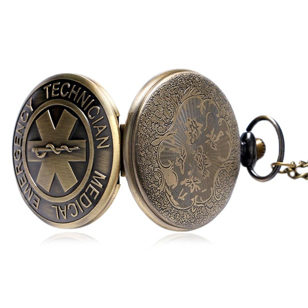 Ιατρικός ιατρός έκτακτης ανάγκης - Ρολόι τσέπης - Φωτογραφία 4