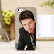 pz0006 1 6 3 Tom Cruise Design Customized cellphone cases For iphone 4 5 5c 5s