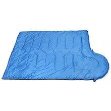 POINT BREAK The envelope with hood sleeping bag Summer leisure bag Camping sleeping bag Outdoor leisure bag
